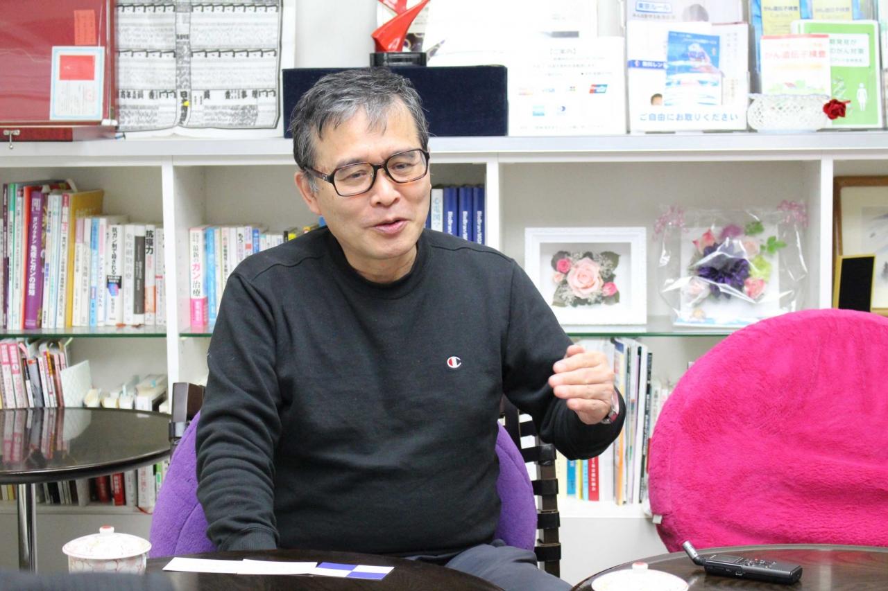 飯塚啓介先生 インタビュー