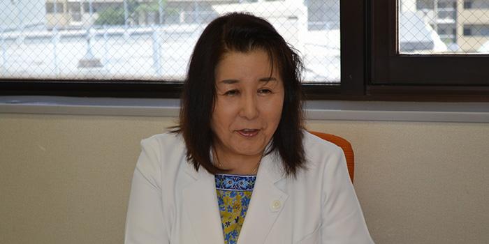 南雲久美子(目黒西口クリニック院長)インタビュー
