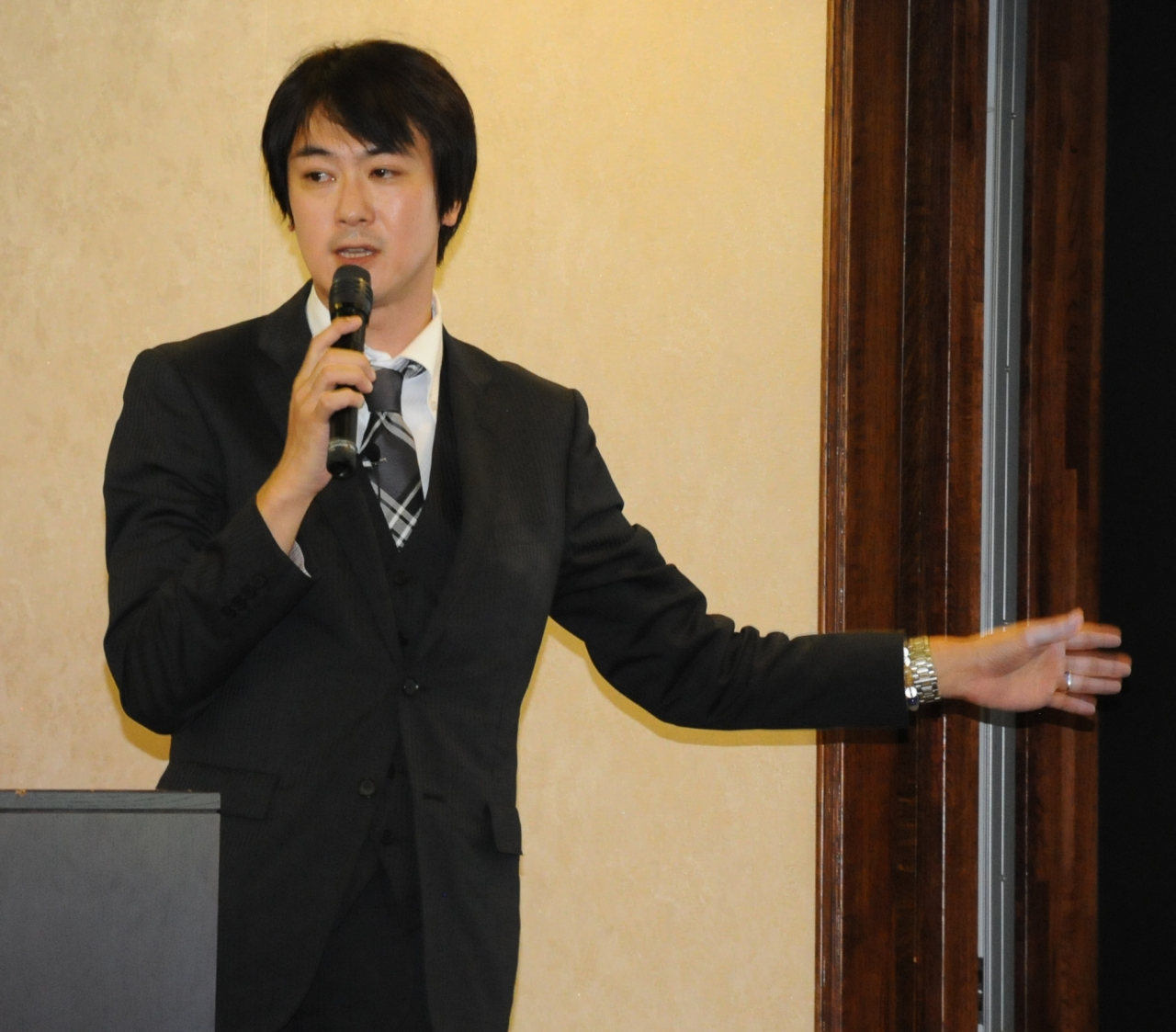 川上智史先生講演会