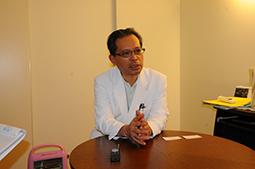 班目健夫先生(青山・まだらめクリニック自律神経免疫治療研究所)  インタビュー