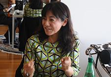渡邊賀子先生 インタビュー