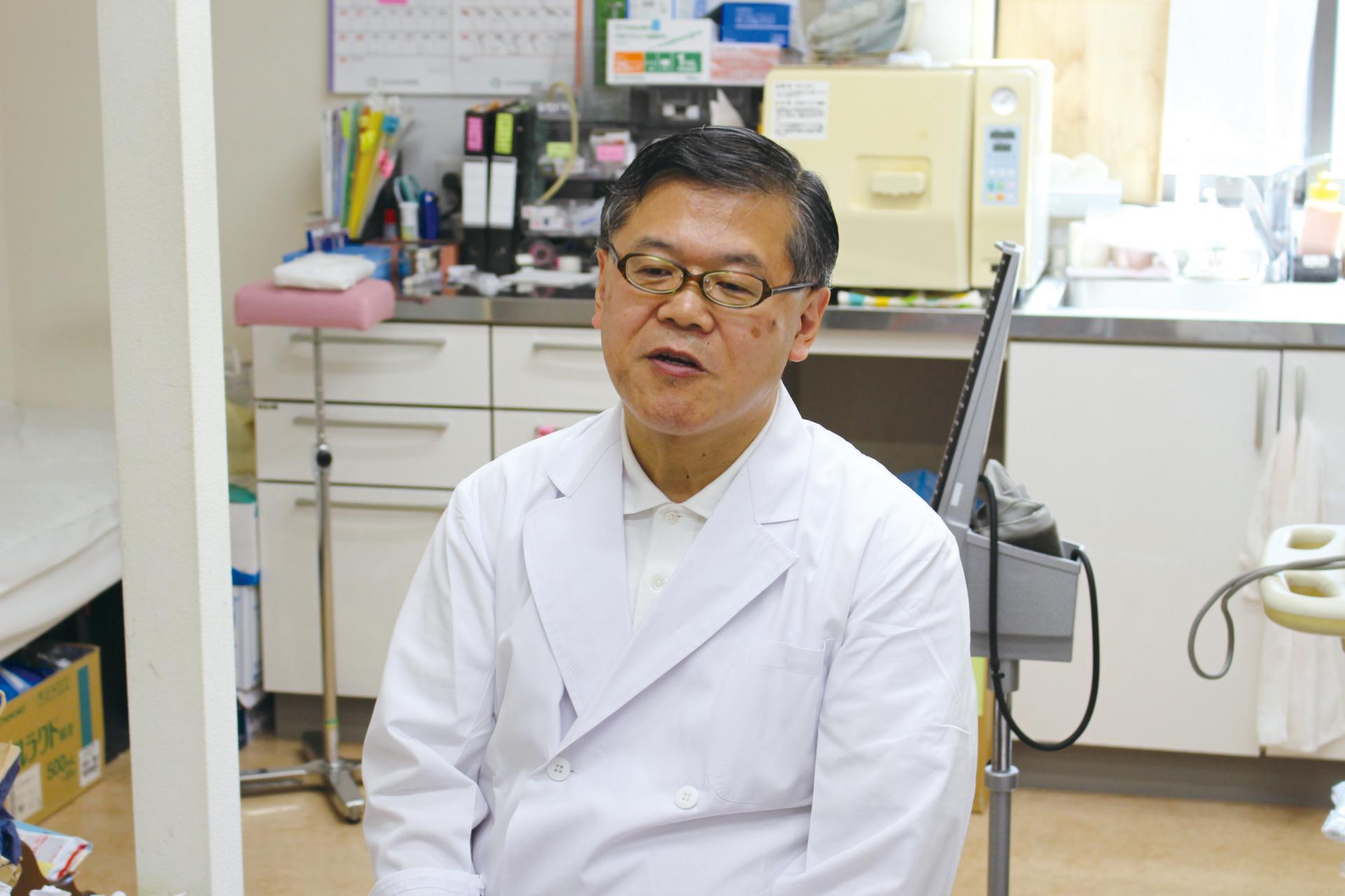 松生恒夫 先生 インタビュー