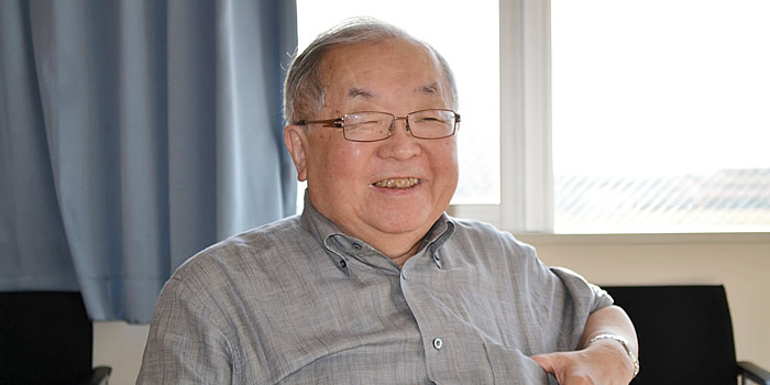 帯津良一(帯津三敬病院名誉教授)インタビュー | インタビュー | 健康文化をクリエイト「株式会社レインボー」