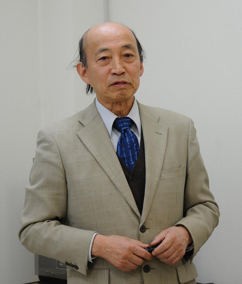遠藤雄三先生